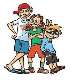 3 børn