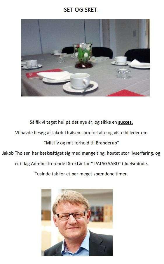 Jakob Thøisen