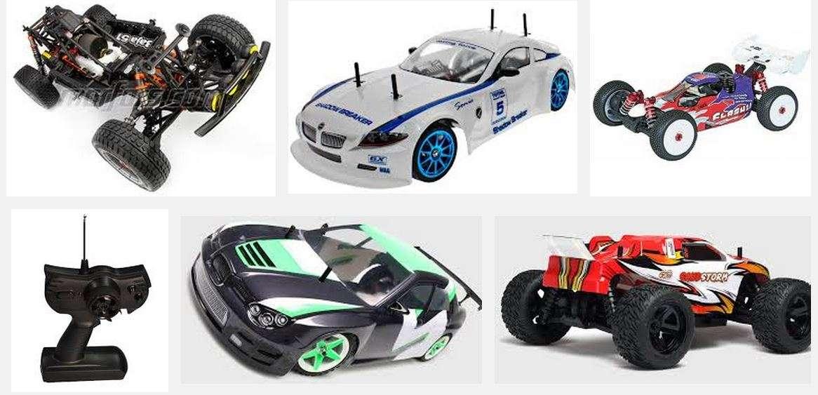 RC biler